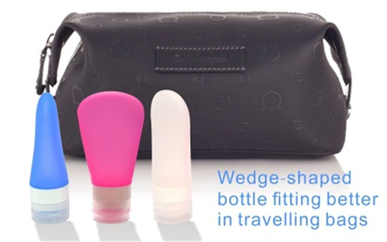 Amazon.com: Cook Frist silicona Go Toop Travel Botella ...