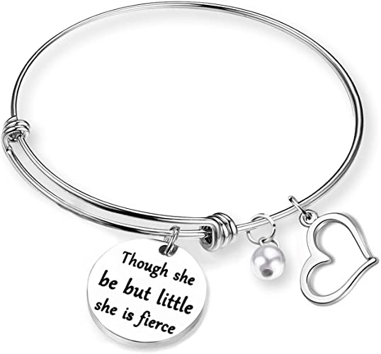 WUSUANED Just Breathe Lotus Bracelet Yoga Jewelry Inspirational Gift for Women Girls