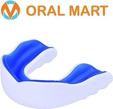 Amazon.com: Oral Mart Sports - Protector bucal juvenil para ...
