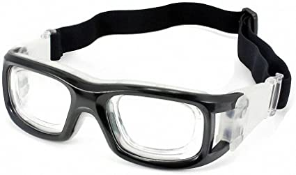Amazon.com : Ray Ron Sports Goggles Safety Protective Basketball Glasses  for Adults with Adjustable Strap for Basketball Football Volleyball Hockey  Rugby : Sports & Outdoors