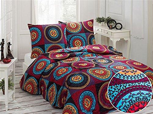 flanell bettw sche 200 200 my blog. Black Bedroom Furniture Sets. Home Design Ideas
