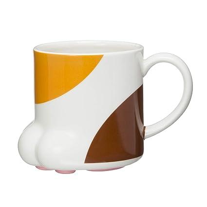 Calico Cat Paw 9 Oz Mug