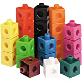 Learning Resources Snap Cubes, Classroom Snap Cube Set, Math Manipulative, Early Math Skills, Set of 1000, Ages 5+
