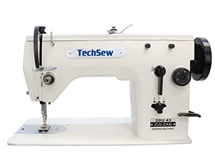 Amazon TechSew 40U40 ZigZag Straight Stitch Industrial Sewing Adorable Industrial Zigzag Sewing Machine