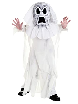 Boys Ghost Costume With Mask L (10-12)  sc 1 st  Amazon.com & Amazon.com: Boys Ghost Costume With Mask: Clothing
