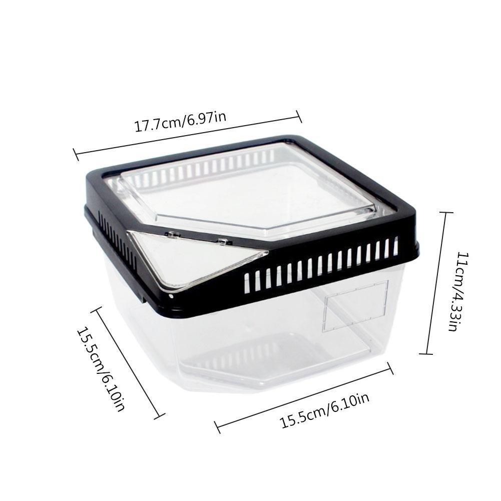 soundwinds - Caja de cría de acrílico Repelente de Insectos para ...