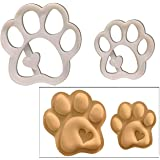 SET of 2 Cute Paws (Small and Large Size), 2 pcs, Ideal gift for dog lovers