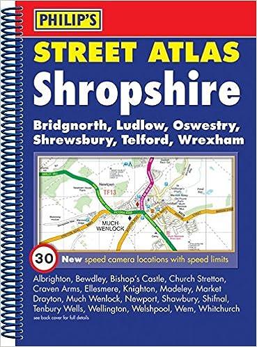 best speed dating shropshire uk map