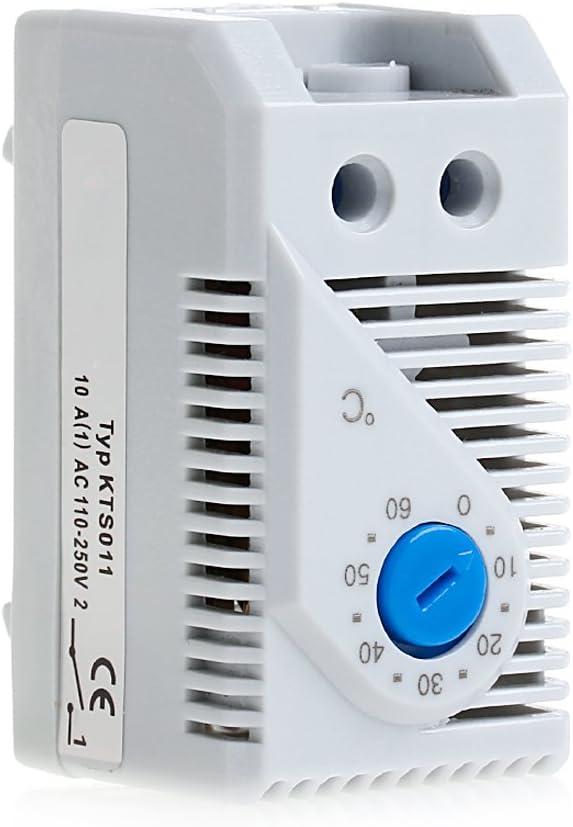 KTS011 - Termostato mecánico compacto (0-60 °C)