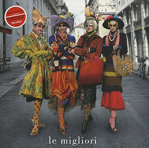 Le Migliori Vrs 1 (Red Vinyl) [No USA] (Colored Vinyl, Red, Italy - Import)