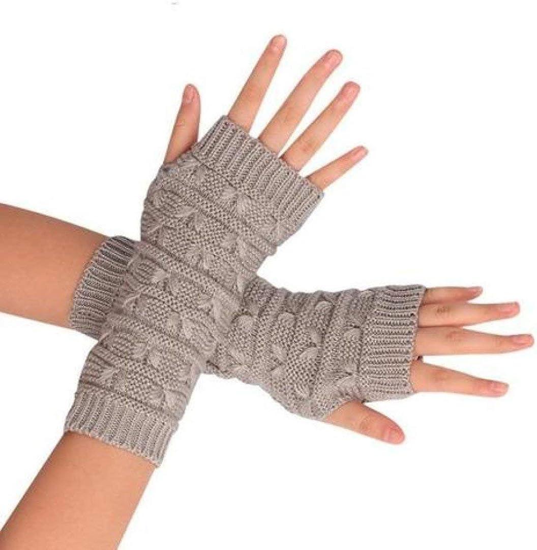 Women Knit Mitten Practical...