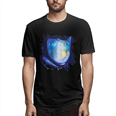 HangHisi Starset Men Youth Pop Short Sleeves T Shirt Classic T Shirt