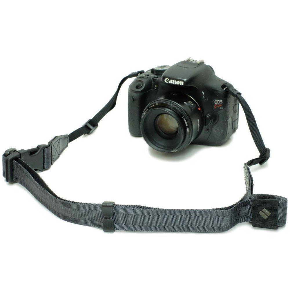 diagnl Ninja cámara Correa 25 mm), color gris: Amazon.es ...