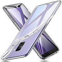 ESR Coque pour Samsung Galaxy A8, Coque Transparente Gel Silicone TPU Souple, Housse Etui de Protection pour Samsung Galaxy A8 2018 (Série Jelly, Transparent)