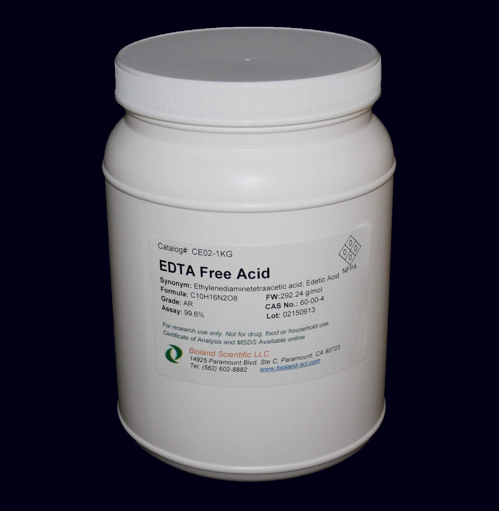 EDTA Free Acid (1kg)