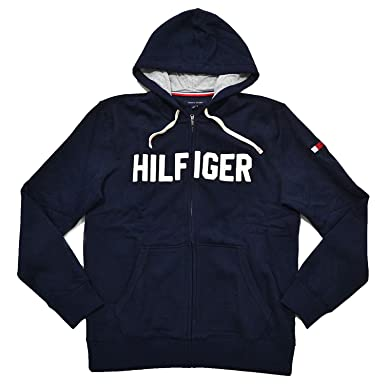 Tommy Hilfiger Herren Kapuzenpullover, Hoodie, Strick, Sweatshirt (Medium) def51c9729