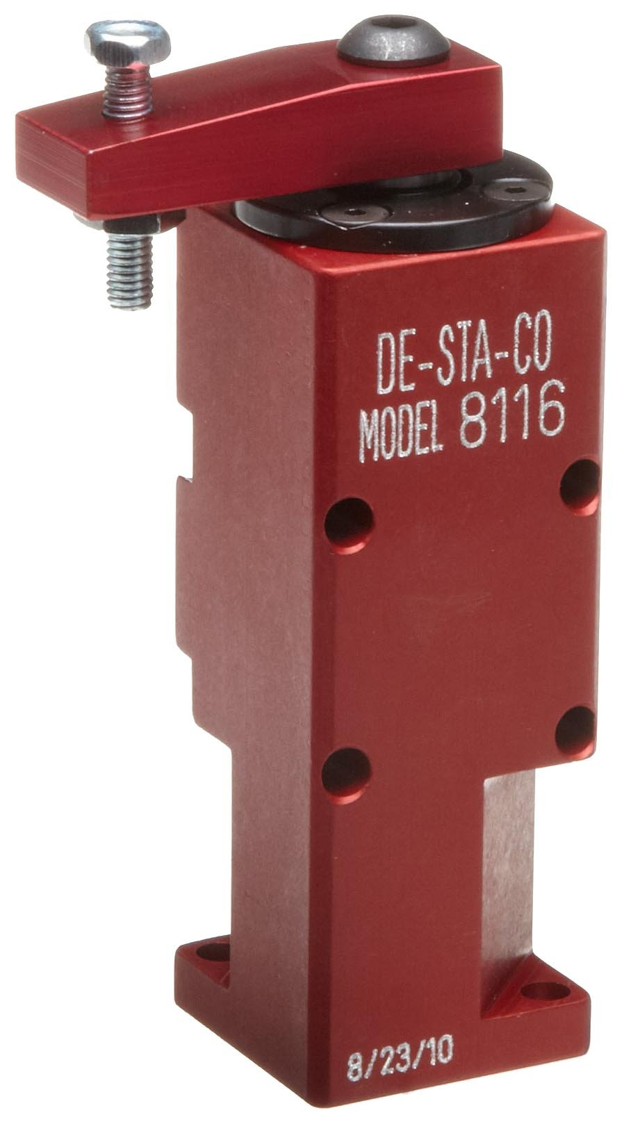 DE-STA-CO 8116-LA Less Arm Pneumatic Swing Clamp Arm by De-Sta-Co
