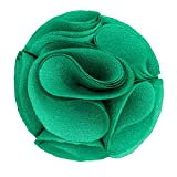 Mens Lapel Rose . Solid Aqua