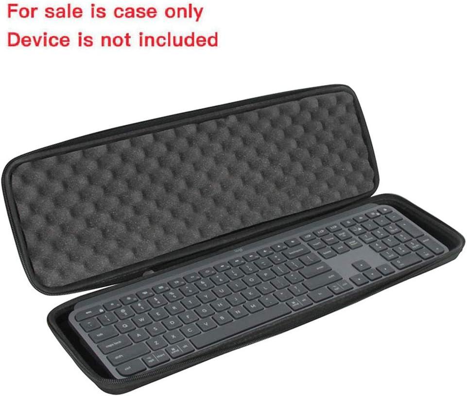 FILCO87 and Amilo 87 Keyboard (M) Keyboard case Travel Bag Bluetooth Keyboard case for Standard Keyboards Such as IKBC87 GANSS87 Darwin 87