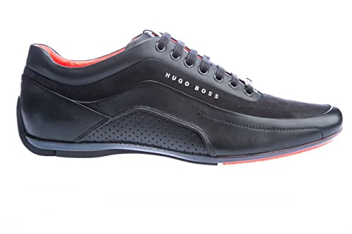 4566f8c2645 BOSS Hugo Boss Men s HB Racing Trainers Black  Amazon.ca  Shoes   Handbags
