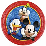 Mickey Mouse Clubhouse 7 Inch Plates [8 Per Package]