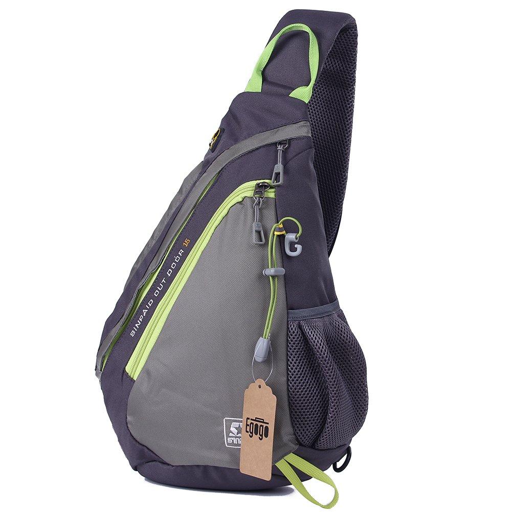 EGOGO multifuncional Honda bolso mochila cruzada cuerpo hombro Pack mochila bandolera product image