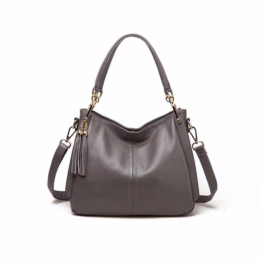 Frauen Handtasche mode Leder Leder Leder Handtasche einfache Schulter obliquer Querschnitt Paket, 311226 cm 4d3a7f