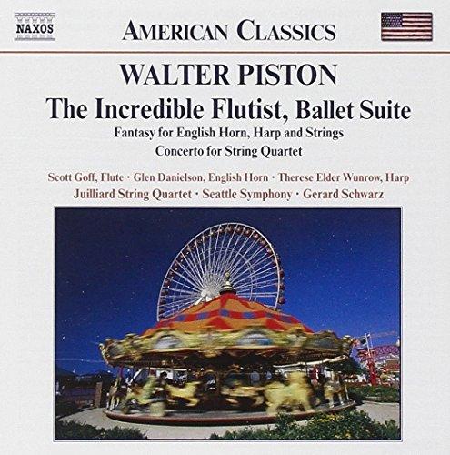 Piston: The Incredible Flutist/Ballet Suite