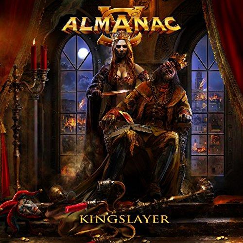 Almanac - Kingslayer - (NB 4070 - 0) - CD - FLAC - 2017 - WRE Download