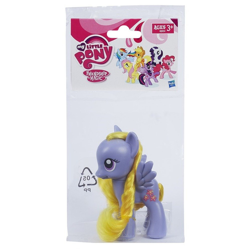 My Little Pony Friendship is Magic 3 Inch Single Figure Lily Blossom [Bagged]