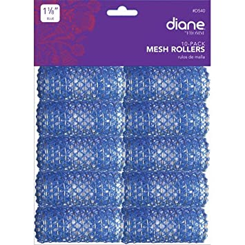 Amazon.com : Diane Wire Mesh Rollers : Hair Rollers : Beauty