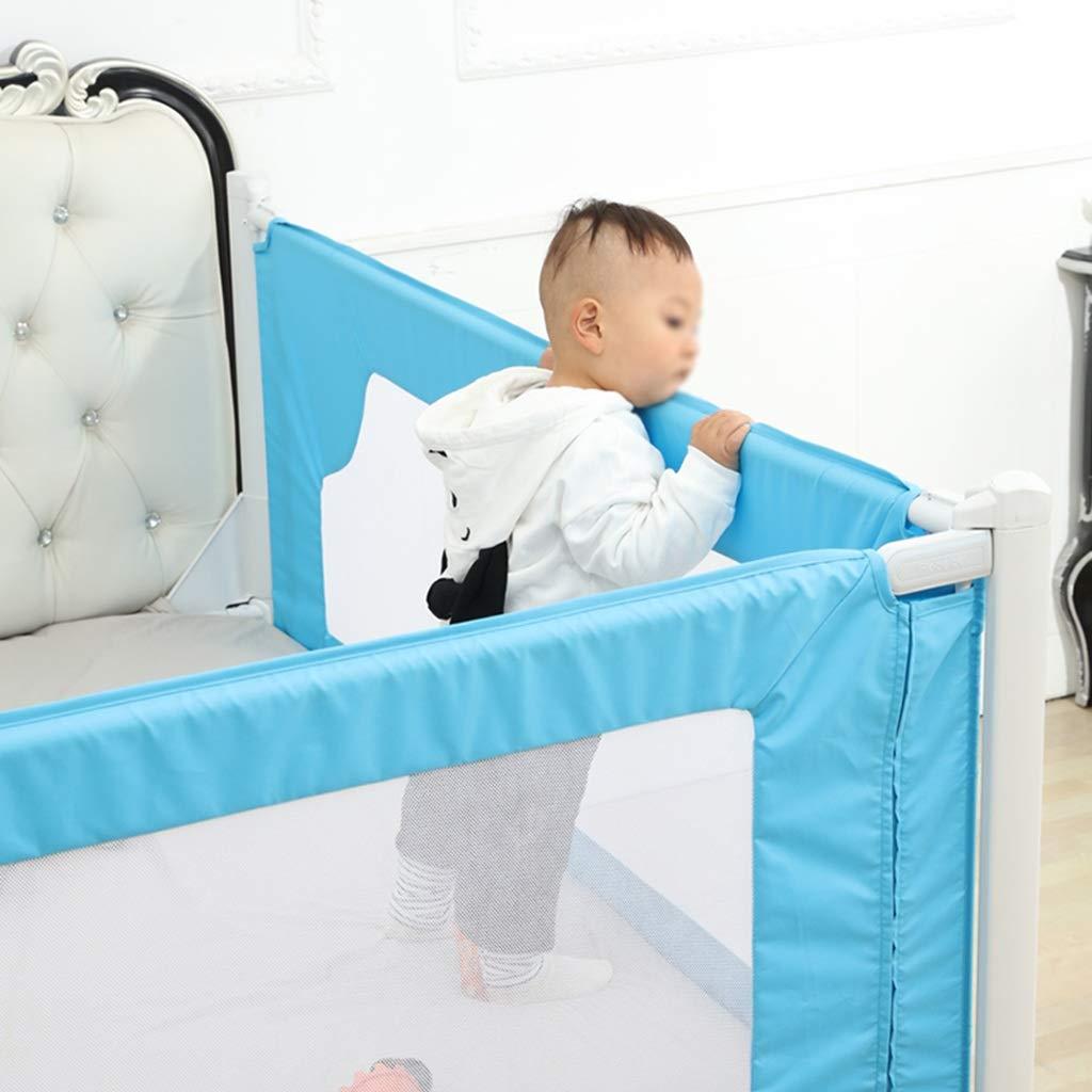 Anti-Fallen Sie Zaun, Haushalts-Schlafzimmer-Kind-Kriechen-Zusammenstoß-Schalldämmungs-Innenlernen,  Bett-Spiel-Zaun, 180  Haushalts-Schlafzimmer-Kind-Kriechen-Zusammenstoß-Schalldämmungs-Innenlernen, 200CM zu Gehen baa154