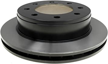 ACDelco 18A928A Advantage Non-Coated Rear Disc Brake Rotor
