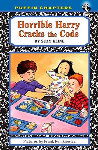 Horrible Harry Cracks the Code ()