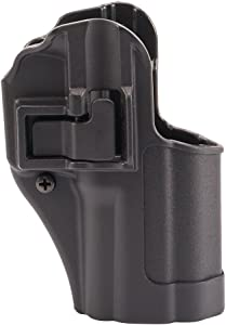 BLACKHAWK SERPA Concealment Holster - Matte Finish, Size 07, Right Hand, (Springfield XD Compact or Service Models)