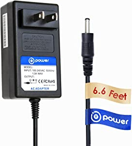 T POWER 15V Ac Adapter Charger Compatible with Car Jump Starter 450A 500A 600A 800A 1000A Peak Car Jump Starter Portable Auto Battery Booster fits: BEATIT iClever DBPOWER ANKER GOOLOO Rugged Geek