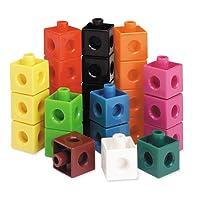 Learning Resources Cubes emboîtables de (jeu de 100)