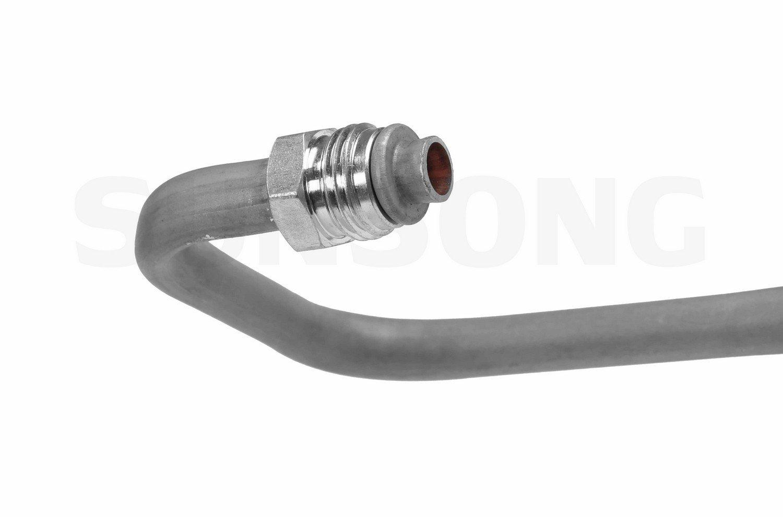 Sunsong 3401319 Power Steering Pressure Line Hose Assembly