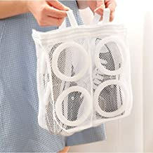 WEKA Dry Shoes Storage Bags Laundry Bags Zipped Bags Washing Mesh Bags Organizer Storage
