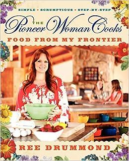 How Ree Drummond creates her cookbooks