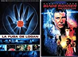 Sci-Fi Classic Collection - Blade Runner Final Cut & Logan's Run Double Feature 2-Movie Set