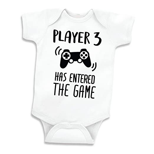 1d8be04b8 Funny Pregnancy Announcement for Dad and Grandparents, Gift (0-3 Months)