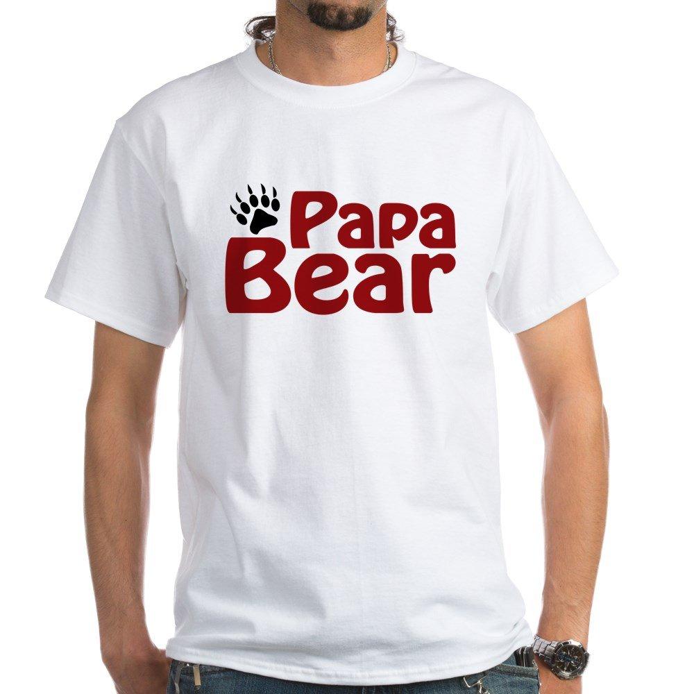 Papa Bear Claw T Shirt