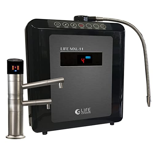 Life Ionizer Mxl-11 Under Counter Alkaline Water Ionizer