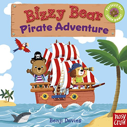 Bizzy Bear: Pirate Adventure (Buzzy Bear)