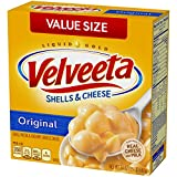 Velveeta Shells & Cheese Pasta, Original, Single Serve Microwave Cup