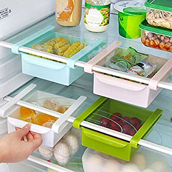 Amazoncom Yunhigh Space saving Fridge Storage Containers Fridge