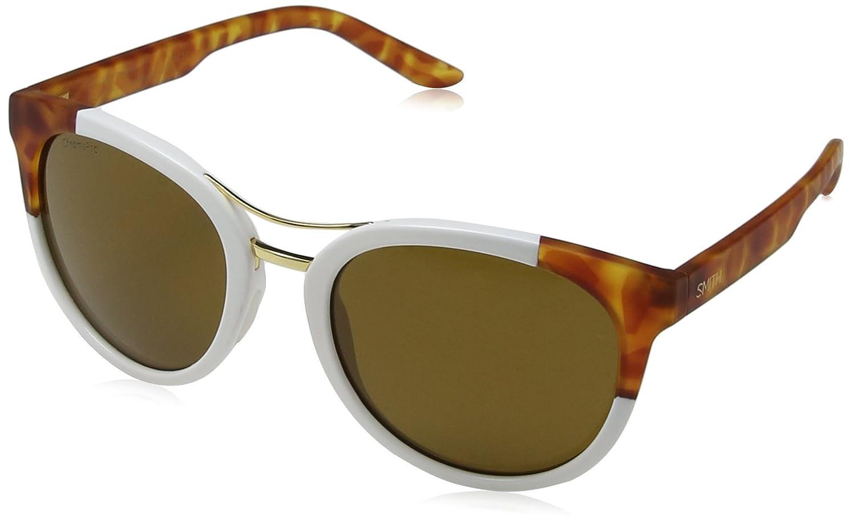 Sunglasses Smith Bridgetown/S 0AHF White Havana / L5 brown ...