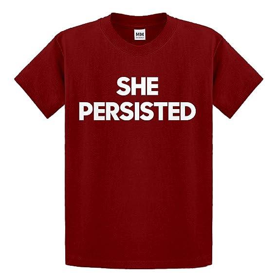 Indica Plateau PERSISTED Camiseta de la juventud: Amazon.es: Ropa y accesorios