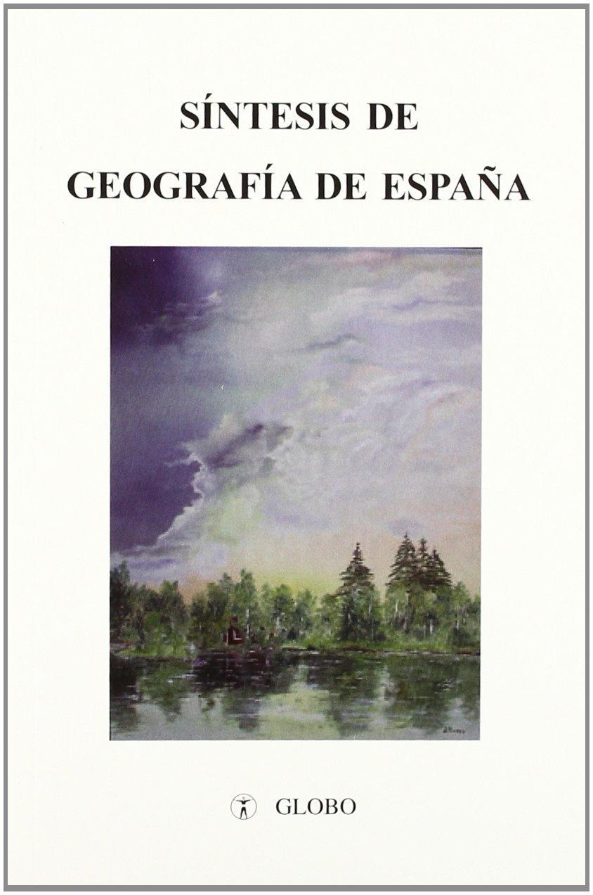 Sintesis de geografia de España: Amazon.es: Bosque , Ramon: Libros